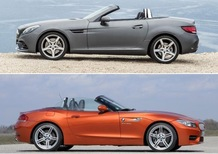 Quale comprare, Confronto: Mercedes SLC 200 Sport Vs BMW Z4 sDrive 20i