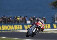 MV Agusta di nuovo con Forward Racing in Moto2