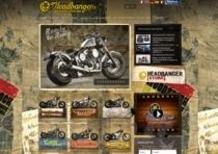 Headbanger: online il nuovo sito Internet delle custom made in Italy