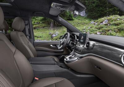 mercedes benz classe v 220 d rise compact 05 2018 01 2019 prezzo e scheda tecnica automoto it mercedes benz classe v 220 d rise