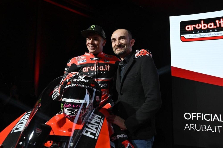 SBK 2020. Presentato a Imola il team Aruba.it Racing Ducati