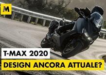 Yamaha TMAX: il suo design è ancora attuale?