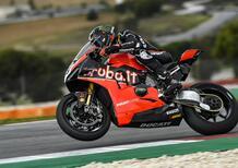 Scott Redding e la Ducati Panigale V4S che va come una MotoGP