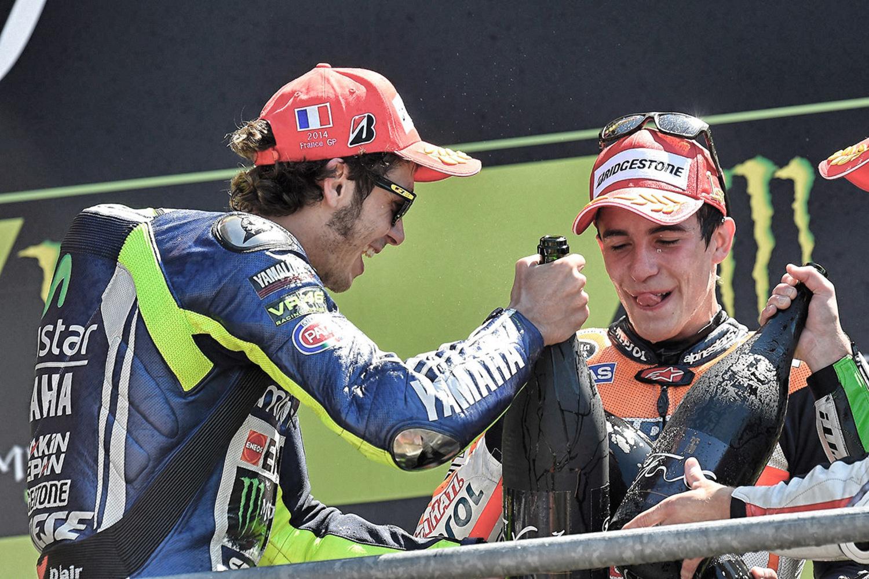 MotoGP. Buon compleanno, Marc Marquez!