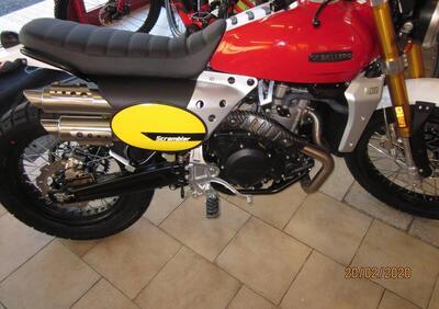 Fantic Motor Caballero 500 Scrambler 4t (2018 - 21) - Annuncio 7993728