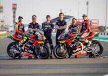 MotoGP. Aprilia svela la nuova RS-GP 2020