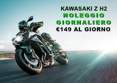 Kawasaki Z H2 1000 (2020) - Annuncio 7999222