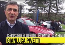"""Gianluca Pivetti, responsabile sviluppo motori Alfa Romeo: """"V6 Giulia fiore all'occhiello"""" [Video]"""