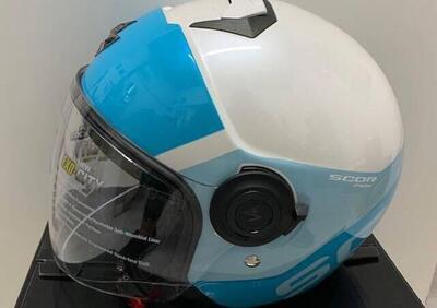Scorpion EXO-City SYMPA Azzurro Scorpion Helmets - Annuncio 8012295