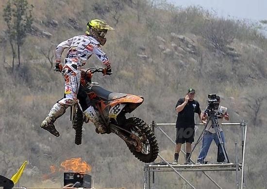 Motocross. Le foto più belle del GP del Messico