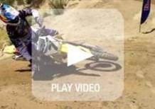 Il primo video di James Stewart in sella alla Suzuki RM-Z 450