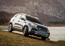 DR 5.0: il nuovo SUV compatto a benzina o a GPL