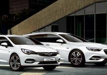 Gamma Sports Tourer Opel 2020, Astra e Insignia