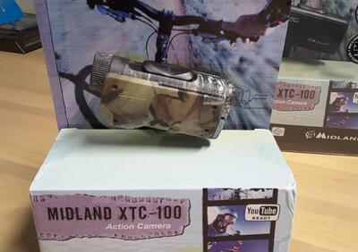 Midland xtc 100 Action camera mimetica - Annuncio 8020725