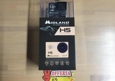 Midland H5 action camera Wi-Fi - Annuncio 8020750