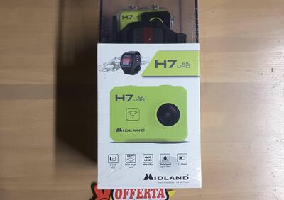 Midland action camera H7 - Annuncio 8020827