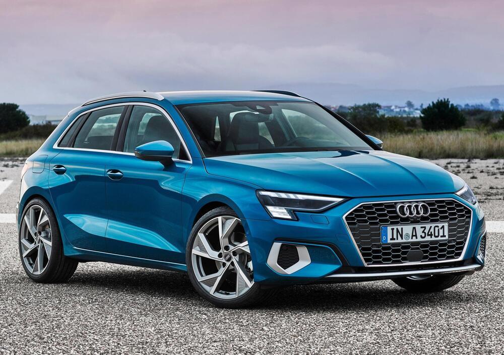 Listino Audi A3 Sportback 2020 Usate Automoto It