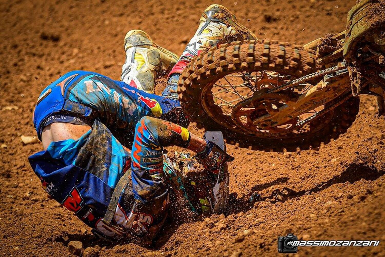 Motocross. Perché è così facile farsi male?
