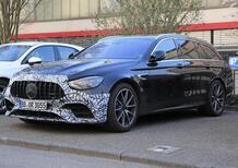 Mercedes-AMG E 63 2020: in arrivo anche la top performance [Foto spia]