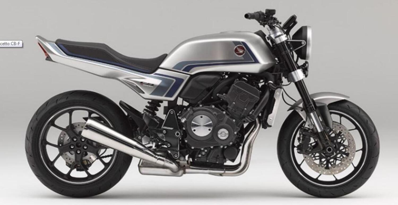 Nuova Honda CB-F Concept: omaggio alla CB7500F di Freddie Spencer