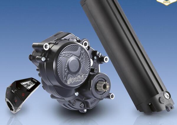 Polini Motori: non solo propulsori endotermici, ma anche elettrici