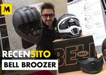 Bell Broozer. Recensione casco custom-caferacer