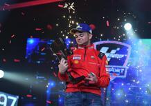 Ducati: nasce il team ufficiale eSport