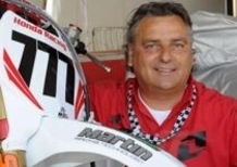 Paolo Martin: Stiamo provando un motore rivoluzionario per la Honda CRF 450