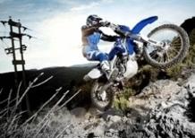 Yamaha supervaluta l'usato per l'acquisto di WR450F 2012 e YZF 2011