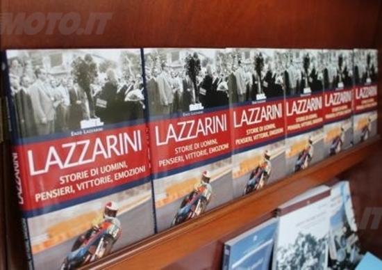 """Enzo Lazzarini ha presentato il libro: """"Storie di Uomini, Pensieri, Vittorie, Emozioni"""""""
