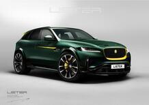 Lister Stealth, la Jaguar F-Pace più veloce di sempre [Video]