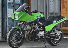 Kawasaki Z900RS Nininja. E la mitica GPZ900R rivive