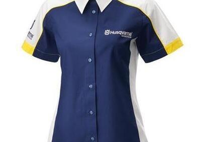 Camicia Husqvarna Team Shirt da donna - Annuncio 8037373