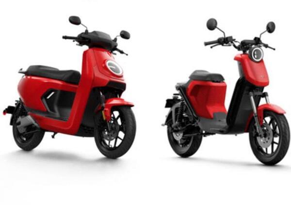NIU presenta i nuovi scooter elettriciNQi GTS e UQi GT