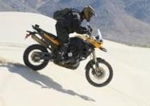 A Taste of Dakar. Sulle dune del Nevada con le maxi enduro