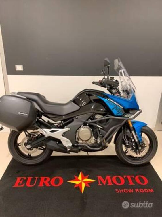 CF Moto 300 NK (2020), prezzo e scheda tecnica - Moto.it