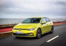 Volkswagen, stop alle consegne della Golf 8