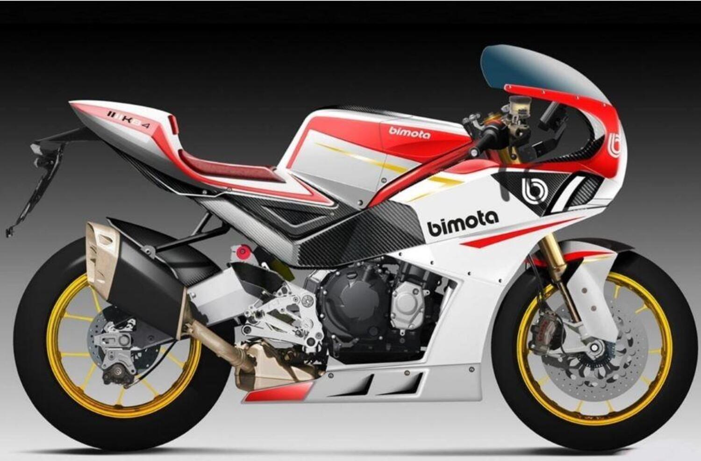 Bimota KB4: confermata con il Kawasaki 1000