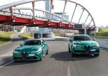 Alfa Romeo Giulia e Stelvio Quadrifoglio MY2020, i prezzi: si parte da 90.500 euro