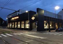 Harley-Davidson Milano Gate32, una concessionaria in grande stile
