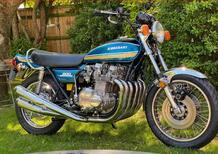 Kawasaki Z1 Super Six: trasformazione a sei cilindri