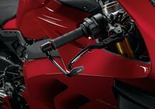 Panigale V4: tutti gli accessori Ducati Performance per l'uso in pista [GALLERY]