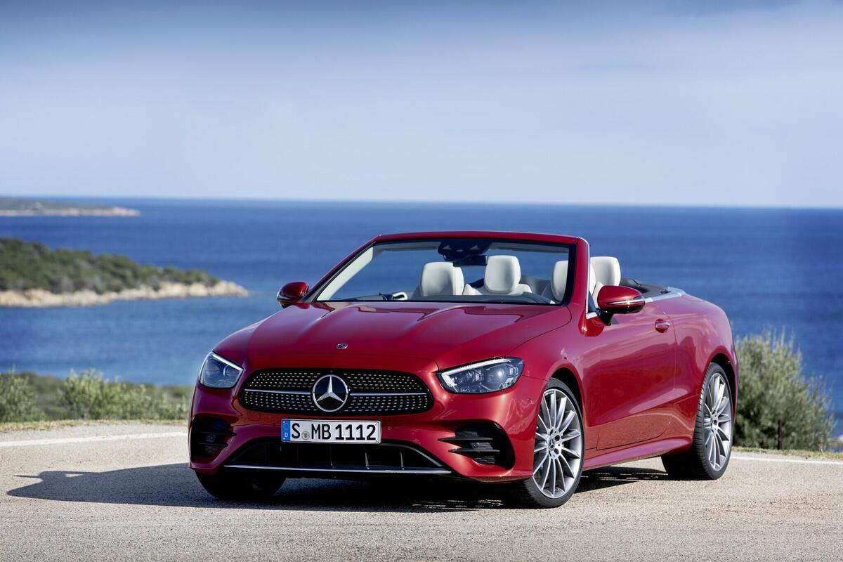 Mercedes Classe E Coupé e Cabrio 2020: ecco il restyling ...