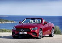 Mercedes Classe E Coupé e Cabrio 2020: ecco il restyling