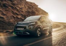 Citroen C3 Aircross Rip Curl 2020, surf style alla francese