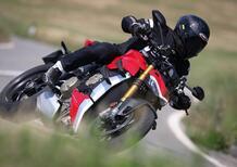 Ducati Streetfighter V4S TEST. La rivoluzionaria
