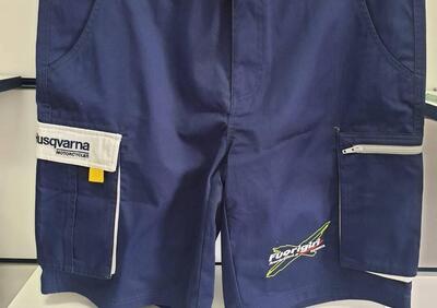 Pantaloncino Husqvarna Fuorigiri - Annuncio 8061816