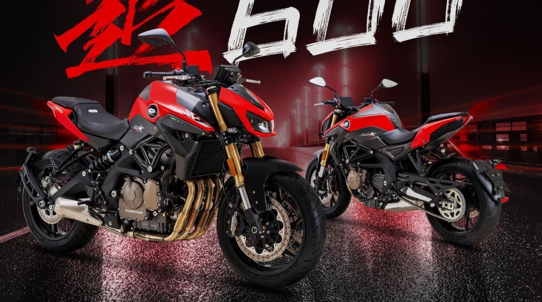 Presentata la SRK600 di QJ Motor: da noi sarà Benelli