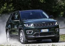 Jeep Compass 2020 è tutta italiana e pure scontata, Da prendere online in 3 settimane [2WD automatica con il 1.3]