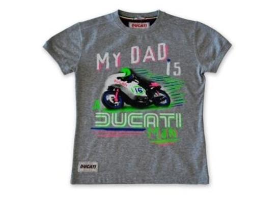 Ducati Junior, la moda Ducati anche per piccoli